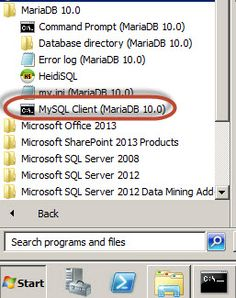Compare MariaDB vs SQL Server SQL Commands