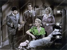 Alice Faye Jack Oakie John Payne Betty Grable film Tin Pan Alley 35m-4139