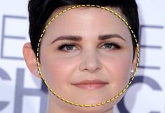 How To Find Your Face Shape - 7 Types Of Face Shapes Eyebrows For Oval Face, Eyebrow For Round Face, Thick Eyebrow Shapes, Haircut For Face Shape, Face Shape Hairstyles, Oblong Face Shape, Oval Face Shapes, Hairstyles For Rectangular Faces, Types Of Faces Shapes