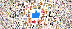 All sizes | 03_stickers1 | Flickr - Photo Sharing! Le Emoji, Le Social, Social Media Detox, Public, New Media, Communication, Photo Wall, Facebook, Frame