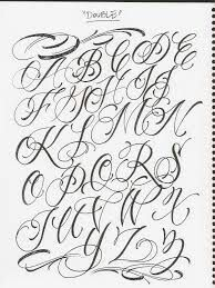 Airbrush Lettering Font