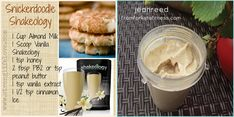 Snickerdoodle Shakeology, 21 Day Fix