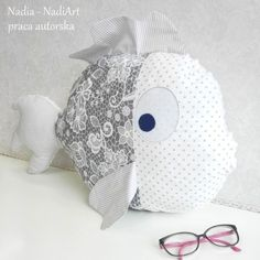 Pillow white fish, bolster white fish, Cushion shaped like a big fish, striped fish cushion,bolster in the shape of a fish Belitung, Cushion Cover Designs, Girl Dress Patterns, Class Decoration, White Pillows, Beach Themes, Crochet Hats, Cushions, Sewing