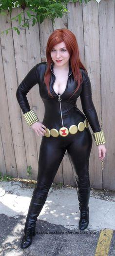 Black Widow by srsRazzmatazz on deviantART