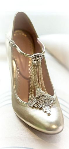 Emmy 20s style shoes ~ Debbie ❤: