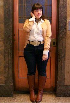 Curvy Pear Shape Jeans