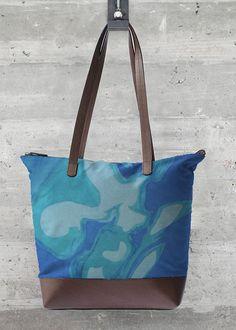 VIDA Tote Bag - spring meadow by VIDA awF1kB