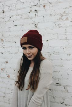Warm up, its sweater weather❄️☕️ Save 25% off all orders with code PINTERESTXO at checkout | Womens & Mens Winter Utah Beanie by Lady Scorpio | Shop Now LadyScorpio101.com | @LadyScorpio101