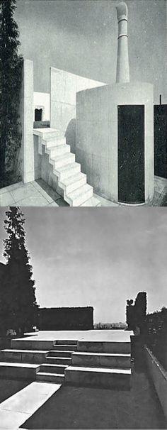 WALLS AGAINST PARIS: THE ROOFTOP GARDEN OF THE CHARLES DE BEISTEGUI APARTMENT (LE CORBUSIER, 1929-31)