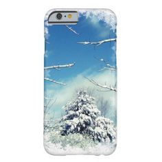 Winter Wonderland iPhone 6 Case