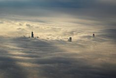 Skyscrapers!! 36001149_dcb359933e_o by Whynottaller, via Flickr
