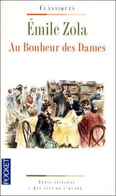 Au Bonheur Des Dames Livre : bonheur, dames, livre, Idées, Bonheur, Dames, Dames,, Imagier,
