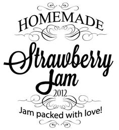 Jam labels skiptomylou.org This was originally made for a Silouette but the Cricut Explore is MUCH easier