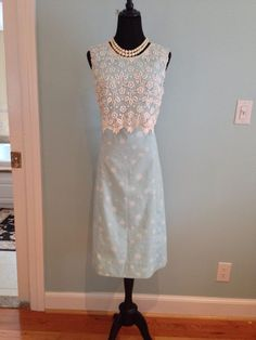 Vintage Lilly Pulitzer dress #LillyPulitzer #Shift #SummerBeach