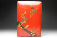 Japanese Lacquerware Box Meiji Era Urushi Plum Blossoms 100 Years Old http://www.etsy.com/listing/118605058/vintage-japanese-lacquerware-box-meiji #vintage #art #japan #bento #obento #flower #red #gold #plumblossom #TagsForLikes #TFLers #tweegram #photooftheday #instamood #iphonesia #tbt #igers #picoftheday #instadaily #instagramhub #beautiful #iphoneonly #instagood #bestoftheday #jj #picstitch #follow #webstagram #nofilter #happy