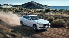 The Levante is a Mediterranean wind that can change from mild to gale force strength in an instant. Maserati's ultimate combination of on-road performance and off-road capabilities.  #MaseratiSUV #MaseratiLevante