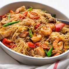 Singapore Noodles - Marion's Kitchen