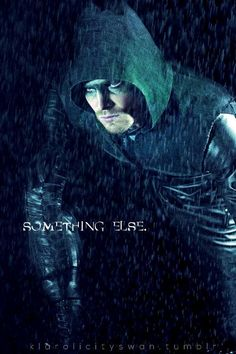 #Arrow - Oliver 'Green Arrow' Queen