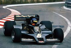 1978 - Ronnie Peterson, Lotus 78