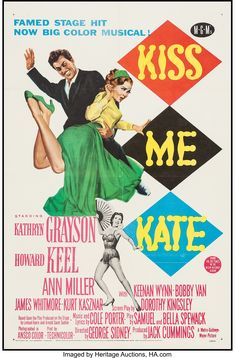 Kiss Me Kate (MGM, 1953)