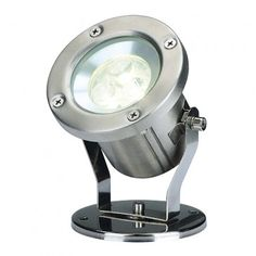 NAUTILUS LED 304 B, 3x1W, warmweiss / LED24-LED Shop