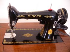 Singer Nähmaschine Alt 1927 antique singer sewing machine w original carry cord key