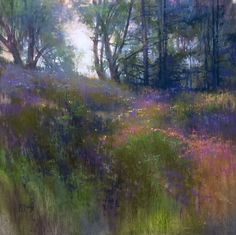 """""""Wandering Up the Hill"""" by Richard McKinley."""