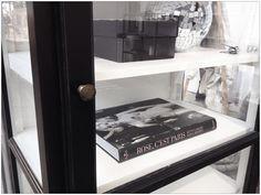 Sneak peak in Miss Lindebjergs cabinet. Sophisticated Lovely Paris