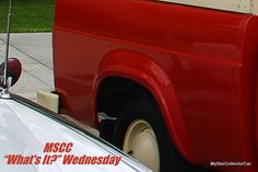 """MSCC July 27 """"What's It?"""" Wednesday-go to this link for the answer: http://mystarcollectorcar.com/whats-it-wednesday-a-mid-week-test-for-the-automotive-trivia-guys/"""