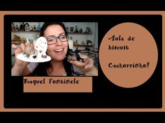 DIY - Aula bebê na xícara - Biscuit - Raquel Fontinele - YouTube