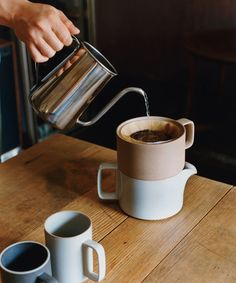 Slow coffee - Hasami Porcelain
