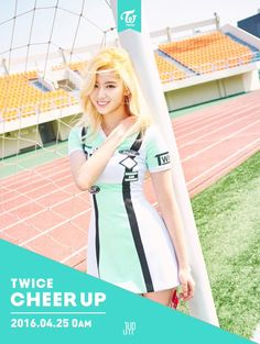 What can I say but I absolutely love to Sana!  Love it when you say Shy Shy Shy   Cheer Up Twice Photoshoot