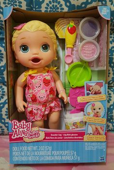 Trendy baby food by age american girls ideas Baby Food By Age, Baby Alive Food, Baby Alive Dolls, Baby Dolls, Food Baby, Toys For Girls, Kids Toys, Baby Doll Diaper Bag, Baby Food Jar Crafts