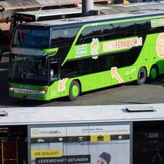 Preis, Service, Sicherheit   Was unsere Fernbusse taugen