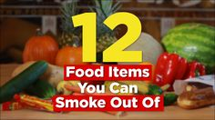 Essen, mit dem es sich kiffen lässt - Food Items You Can Smoke Out Of - http://www.dravenstales.ch/essen-mit-dem-es-sich-kiffen-laesst-food-items-you-can-smoke-out-of/