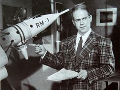 Ward Kimball - WEDWay Radio - Man in Space: Disney in Space - Show notes for Episode 106