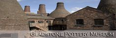 Gladstone pottery museum, complete with cobbled yards and kilns. Workshops and activities throughout the year. Visit Stoke on Trent, Staffordshire. http://www.ownersdirect.co.uk/england/E4809.htm