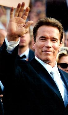 Arnold Schwarzenegger - Wikipedia, the free encyclopedia.   born July 30, 1947) is an Austrian-American actor, model, producer, director, activist, businessman, investor, writer, philanthropist, former professional bodybuilder, and politician. Schwarzenegger served two terms as the 38th Governor of California from 2003 until 2011.