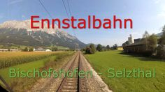Führerstandsmitfahrt | Cab Ride - Ennstalbahn, Austria | Taurus 1116 BR1...