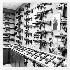 "HK ""Gray Room"" when it was in HK's Sterling, VA facility."