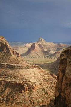 The San Rafael Swell is a 70  by 40 mile geologic upheaval that has been cut over thousands of years. Fantastic hiking, backpacking, and camping can be found here.