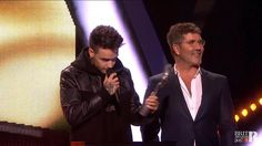 LIAM ACCEPTED THE AWARD!!