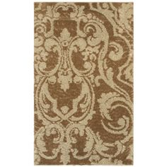Mohawk Home Wilkshire Apple Butter Biscuit Rectangular Cream Transitional Tufted Area Rug (Common: 10-ft x 13-ft; Actual: 10-ft x 13-ft)
