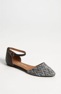 Jeffrey Campbell 'Lovins' Flat available at #Nordstrom