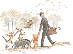 Pooh Corner Your source for all things Winnie the Pooh since Submit Ask Archive Winnie The Pooh Pictures, Cute Winnie The Pooh, Winnie The Pooh Quotes, Winnie The Pooh Friends, Disney Love, Disney Art, Walt Disney, Disneysea Tokyo, Jean Christophe