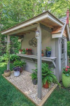Backyard Garden Landscape, Indoor Garden, Backyard Landscaping, Outdoor Gardens, Diy Garden, Garden Ideas, Indoor Greenhouse, Garden Canopy, Garden Edging