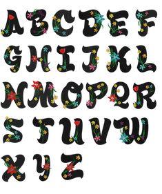 Image result for fonts a-z