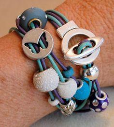 greek licorice leather bracelet - Bing Images