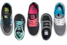 DC Toddler & Kid's Shoes: Part Deux