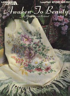 Красивая вышивка в стиле голландской живописи ДЕРЕВЕНСКИЙ БУКЕТ  http://blog.meta.ua/communities/zoloe-ki/posts/i3233998/